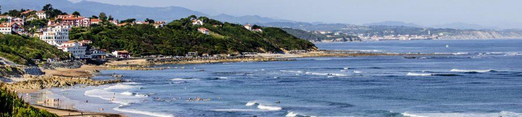 camping pays basque 4 étoiles