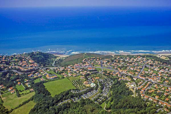 camping erreka domaine pays basque