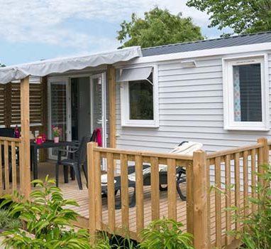 camping erreka hebergement-cottage privilege 3ch 6-8pers