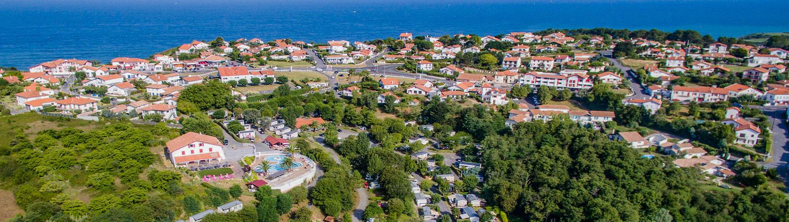 Home - Bidart Campsite   Erreka   Basque Country 4 Stars