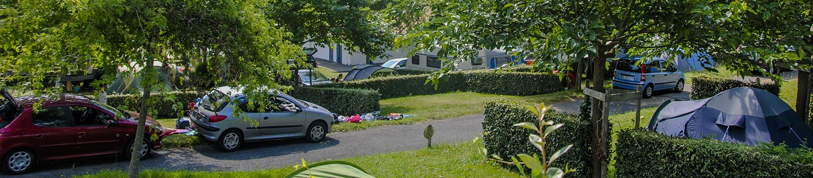 camping pays basque avec location emplacements