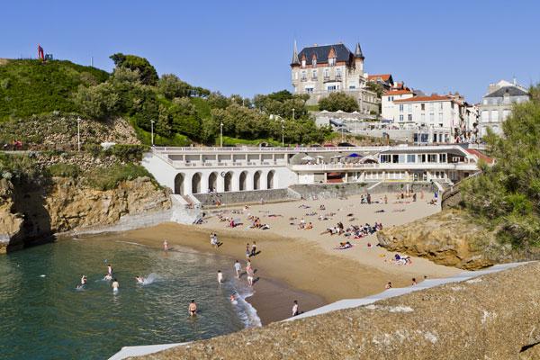 camping proche de biarritz