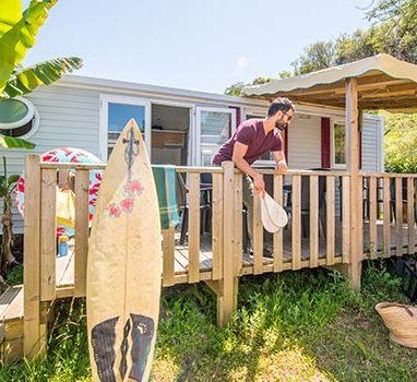 cottage priviliege 3chambres 6/8 personnes