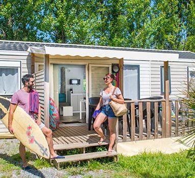 cottage privilege 2 chambres 4/6 personnes