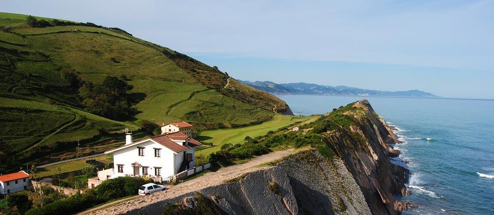 camping car côte basque