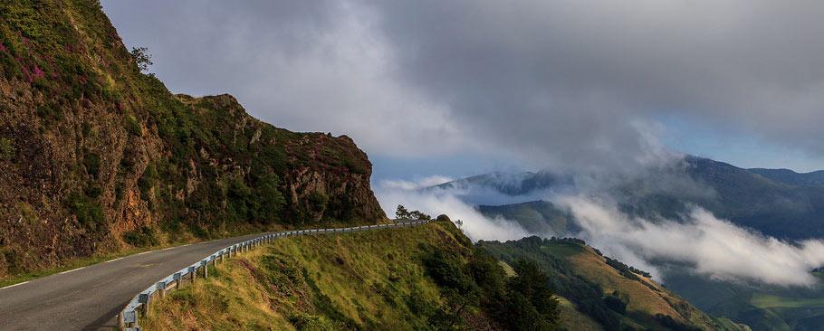 montagnes du Pays Basque